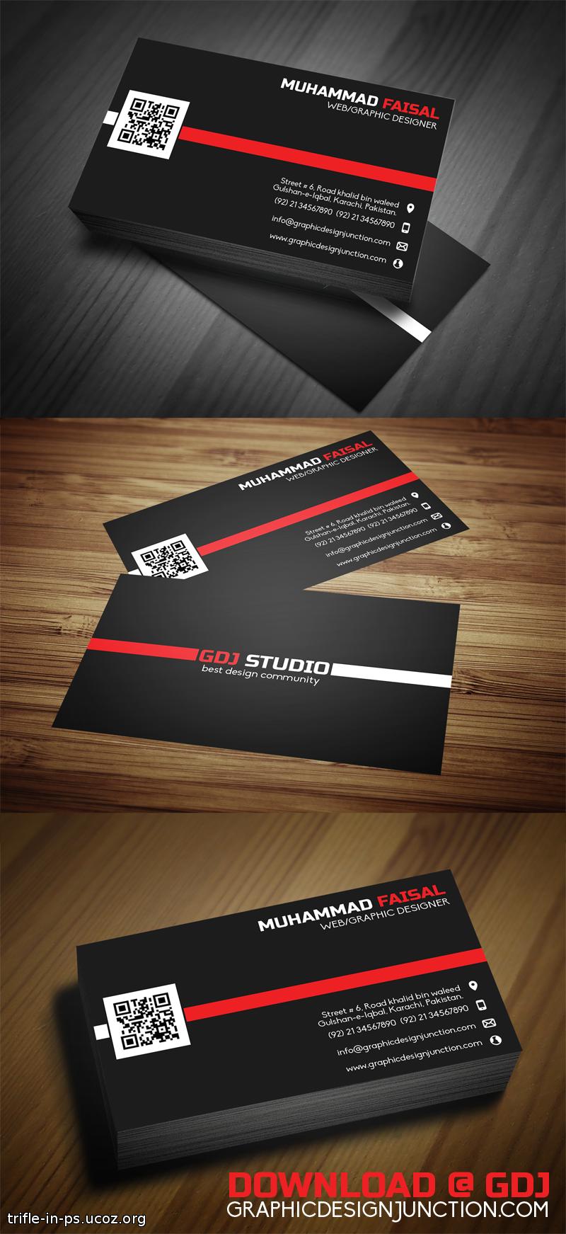 Как создать визитку: советы по дизайну, полезные сервисы 68